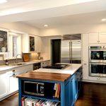 Woodland Design Company Parkland Place Kitchen
