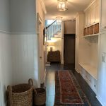 Woodland Design Company Meadow House Entry