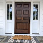 Woodland Design Company Meadow House Front Door