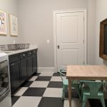 Woodland Design Company Meadow House Laundry