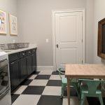 Woodland Design Company Meadow House Laundry