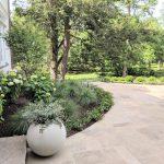 Woodland Design Company Meadow House Patio