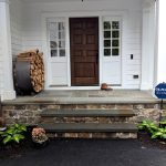 Woodland Design Company Meadow House Entrance