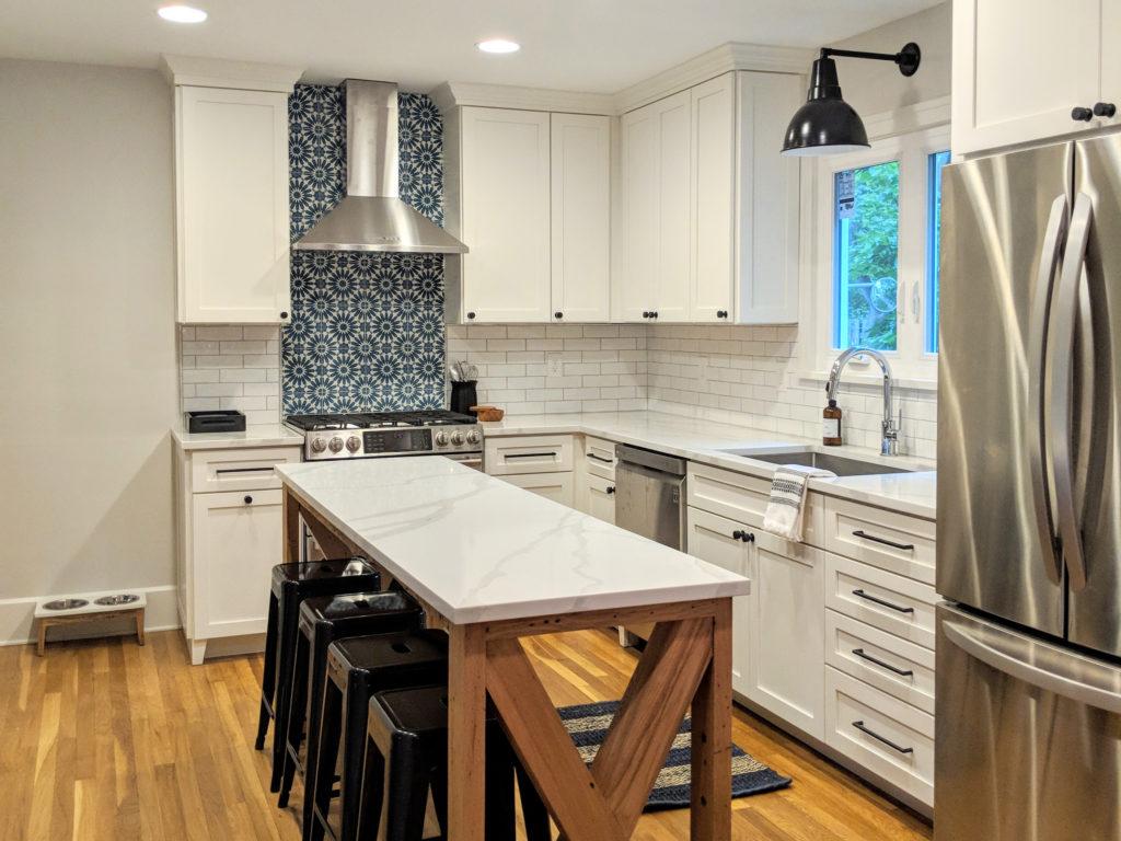 Woodland Design Manchester Kitchen New