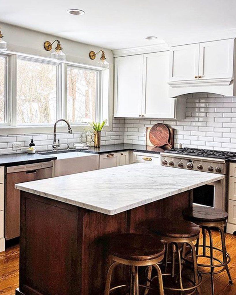 Woodland Design Tudor Revival Kitchen 4