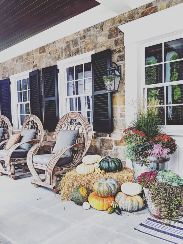 Woodland Design Company Outdoor Fall 2