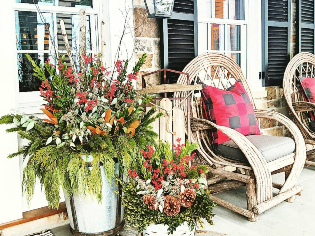 Woodland Design Company Outdoor Winter 3
